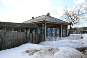 Дом Николая Кузнецова в д.Зырянка. Фото с официального сайта музея